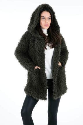 Vero Moda Kadın Haki Mont 10201149