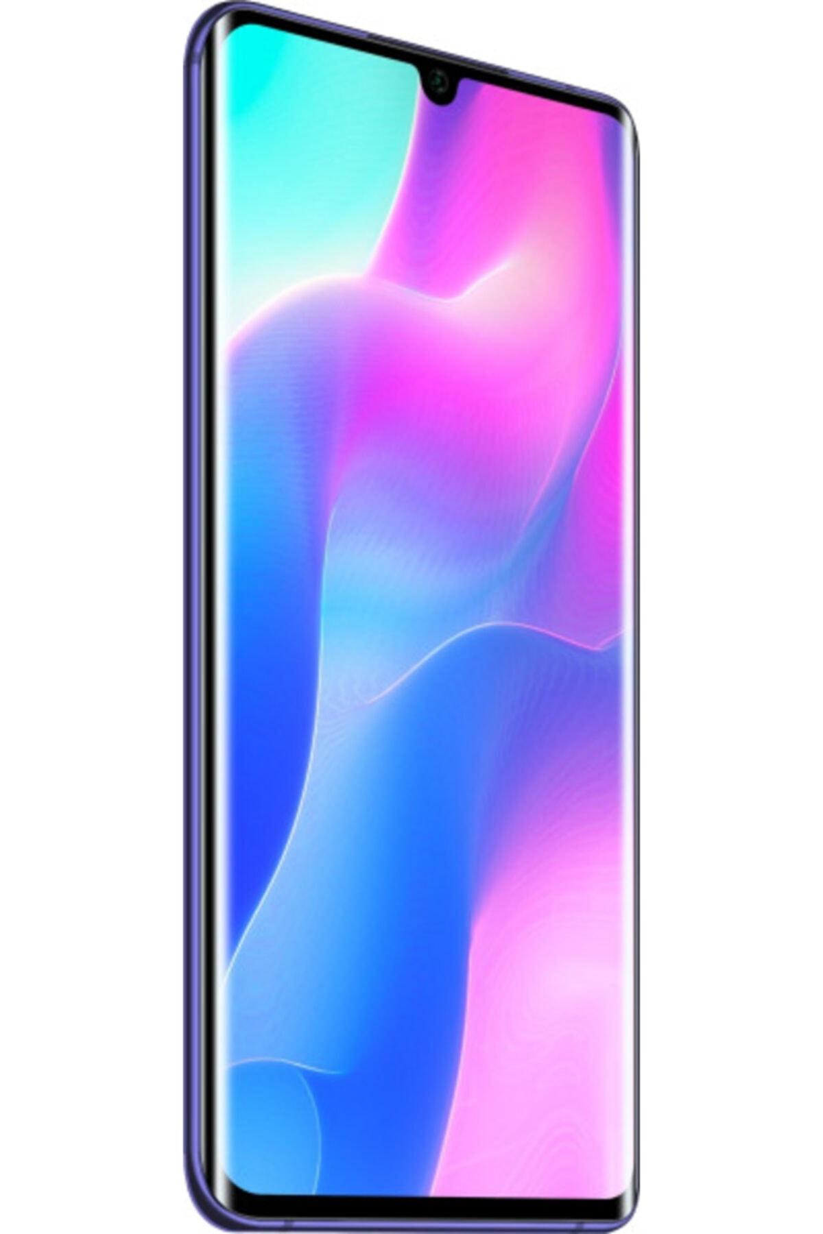 Xiaomi Mi Note 10 Lite 128 Gb / 6 Gb Ram Nebula Purple Cep Telefonu ( Türkiye Garantili) 2