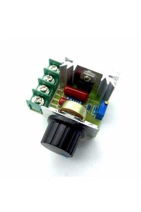 JOYTEC Ac 220v 2000w Motor Hız Kontrol Dimmer Devresi Voltaj Regülatörü