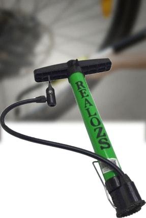 Mobee Real Özs 8910 Bisiklet Pompası Motorsiklet Pompası Lastik Şişirme Pompası El Pompası 1410