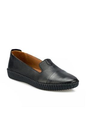 Polaris 91.111105.Z1FX Siyah Kadın Comfort Ayakkabı 100911534