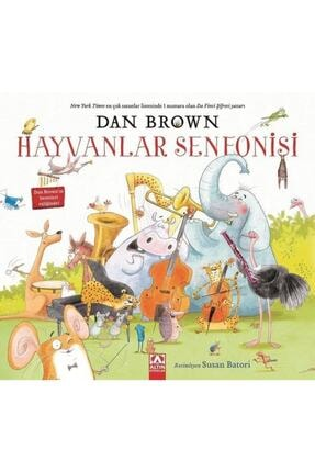 Altın Kitaplar Hayvanlar Senfonisi- Dan Brown