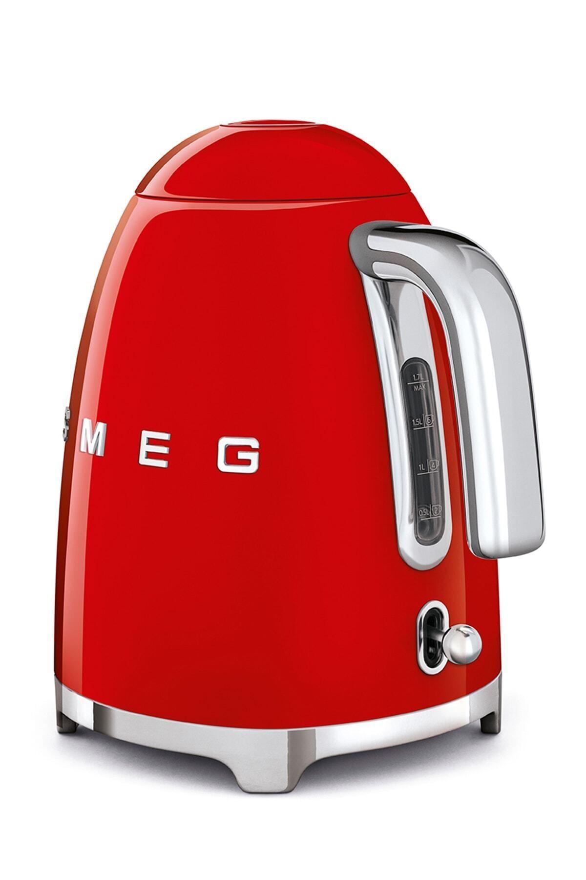 SMEG Kırmızı 50' Style Kettle Klf03rdeu 2