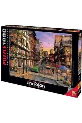 Anatolian Puzzle 1055 Colmar Sokağı / Colmar Street Puzzle / Anatolian