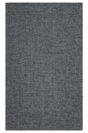 Eko Halı Brooklyn Brk 01 Antrasit / Silver Hasır Dokulu Renkli Yıkanabilir Modern Kilim