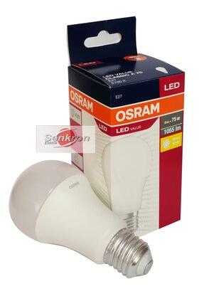 Osram 4 Adet 10w(75w )led Ampul Sarı Işık 1055 Lumen E27