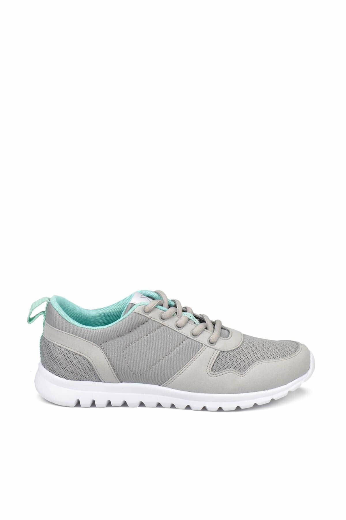 Kinetix Kadın Gri Günlük Spor Ayakkabı 2