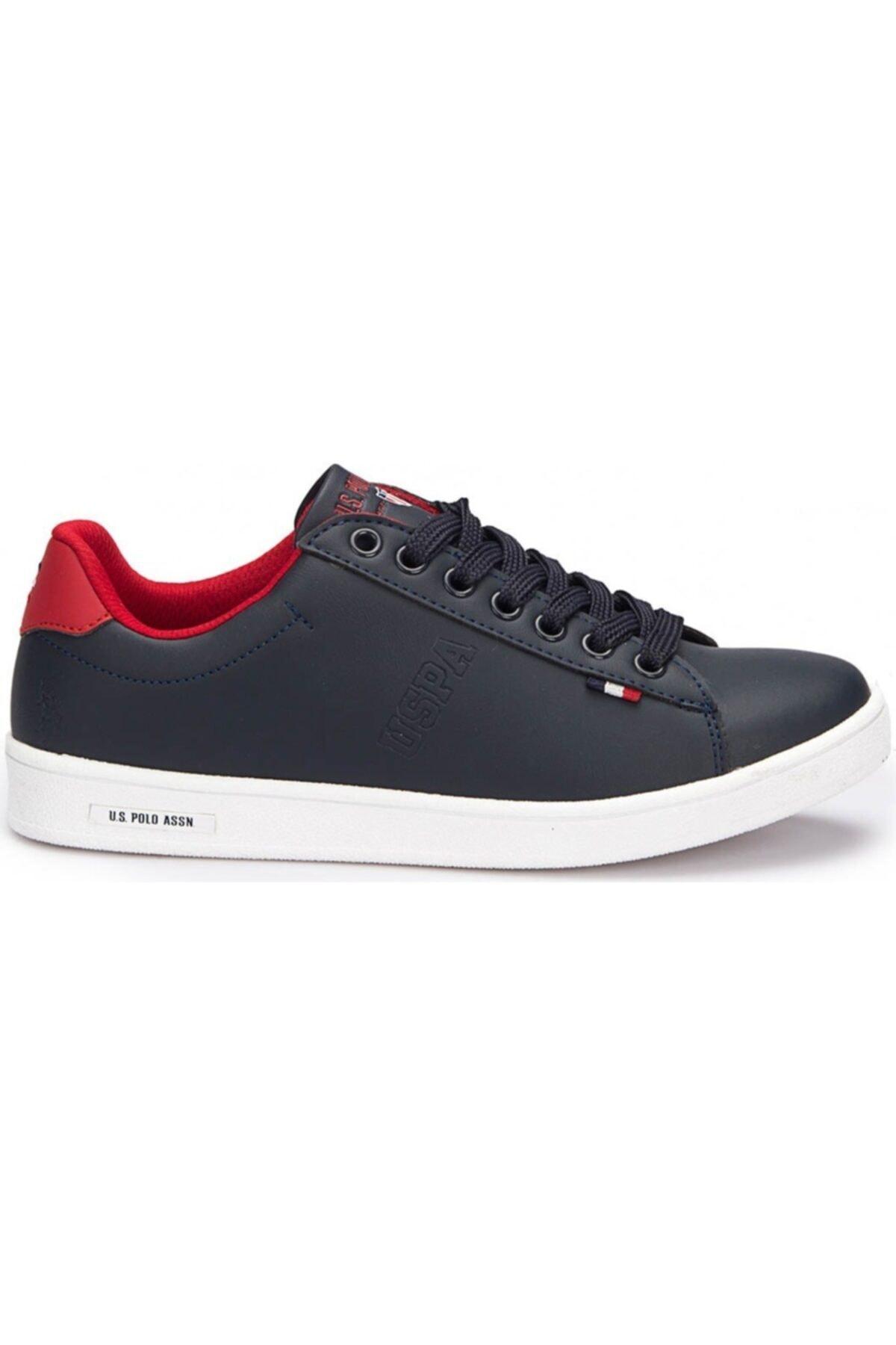 U.S POLO FRANCO 9PR Lacivert Erkek Sneaker Ayakkabı 100417863 2