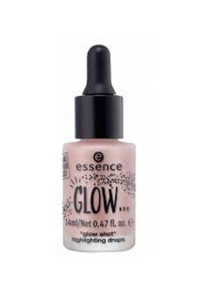 Essence Glow... 'glow Shot' Highlighting Drops 01