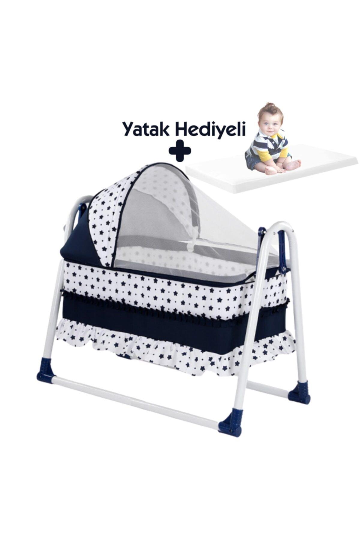 bebegen Elit Portatif Sallanır Bebek Beşik Laci 1