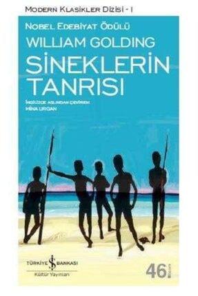 İş Bankası Kültür Yayınları Türkiye - Sineklerin Tanrısı / William Golding
