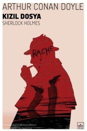 İthaki Yayınları Kızıl Dosya Sir Arthur Conan Doyle