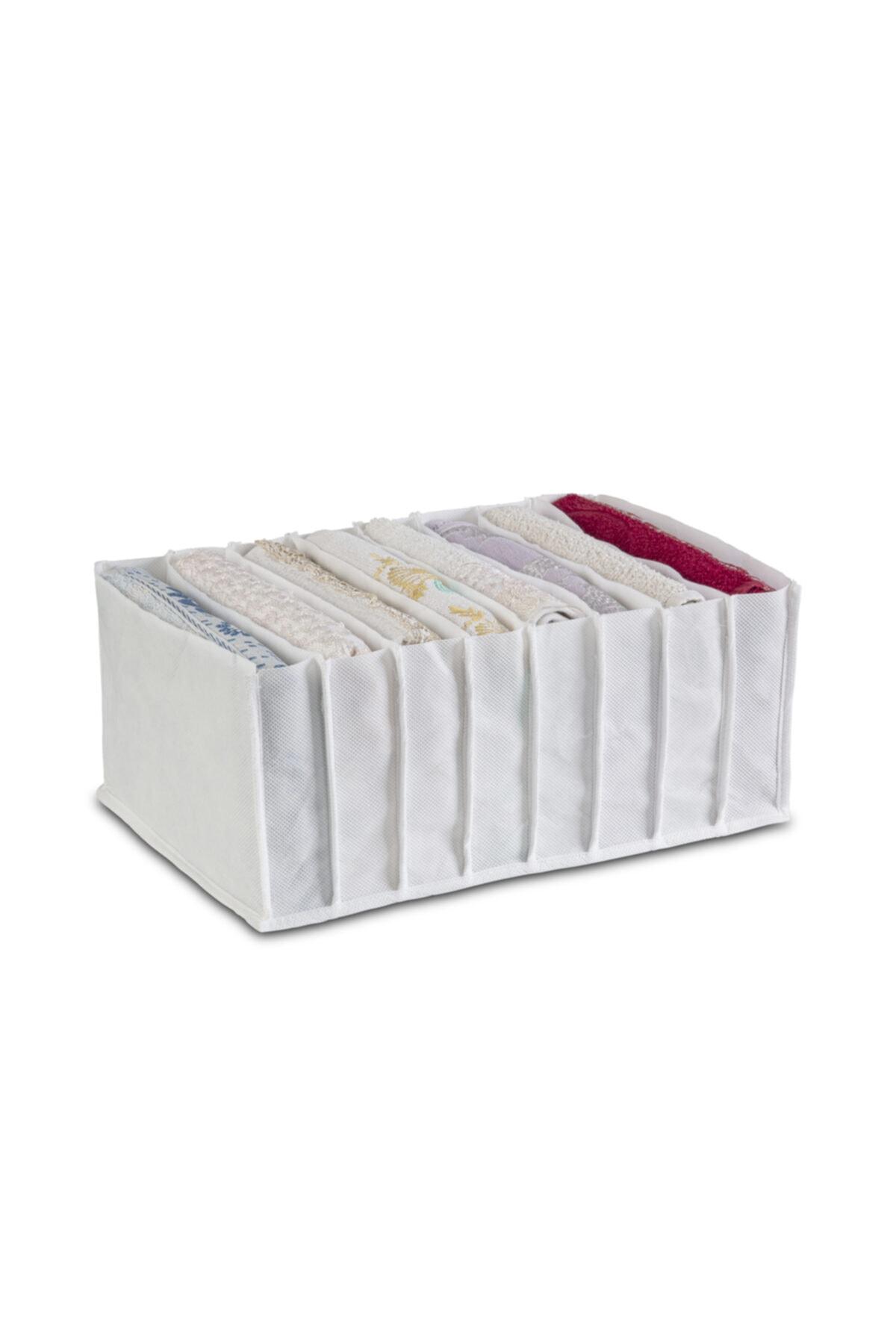 Ophelias Touch Organizer Cepli Dolap Içi Ve Çekmece Düzenleyici-beyaz-organik-small 1