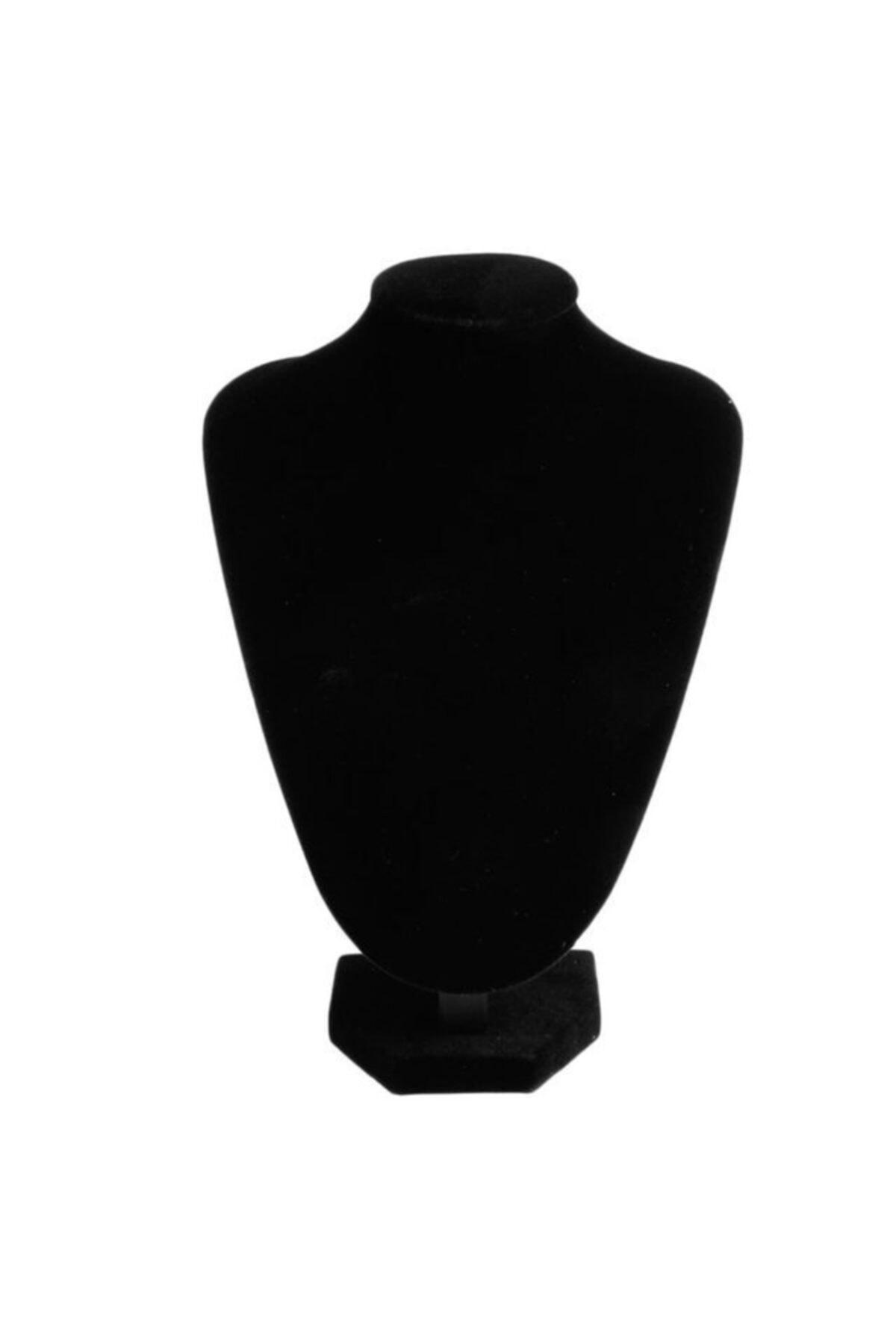 Hedef Bijuteri Manken Takı Kolye Stand Boyun Büstü Vitrin Takı Mankeni 25 cm 1