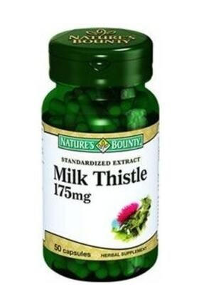Nature's Bounty Milk Thistle 175 mg 50 Kapsül