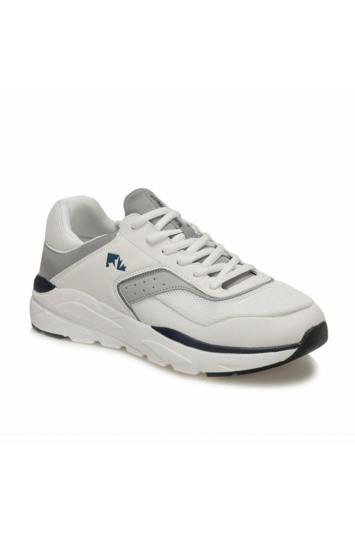 lumberjack HANK Beyaz Erkek Sneaker Ayakkabı 100497591 1