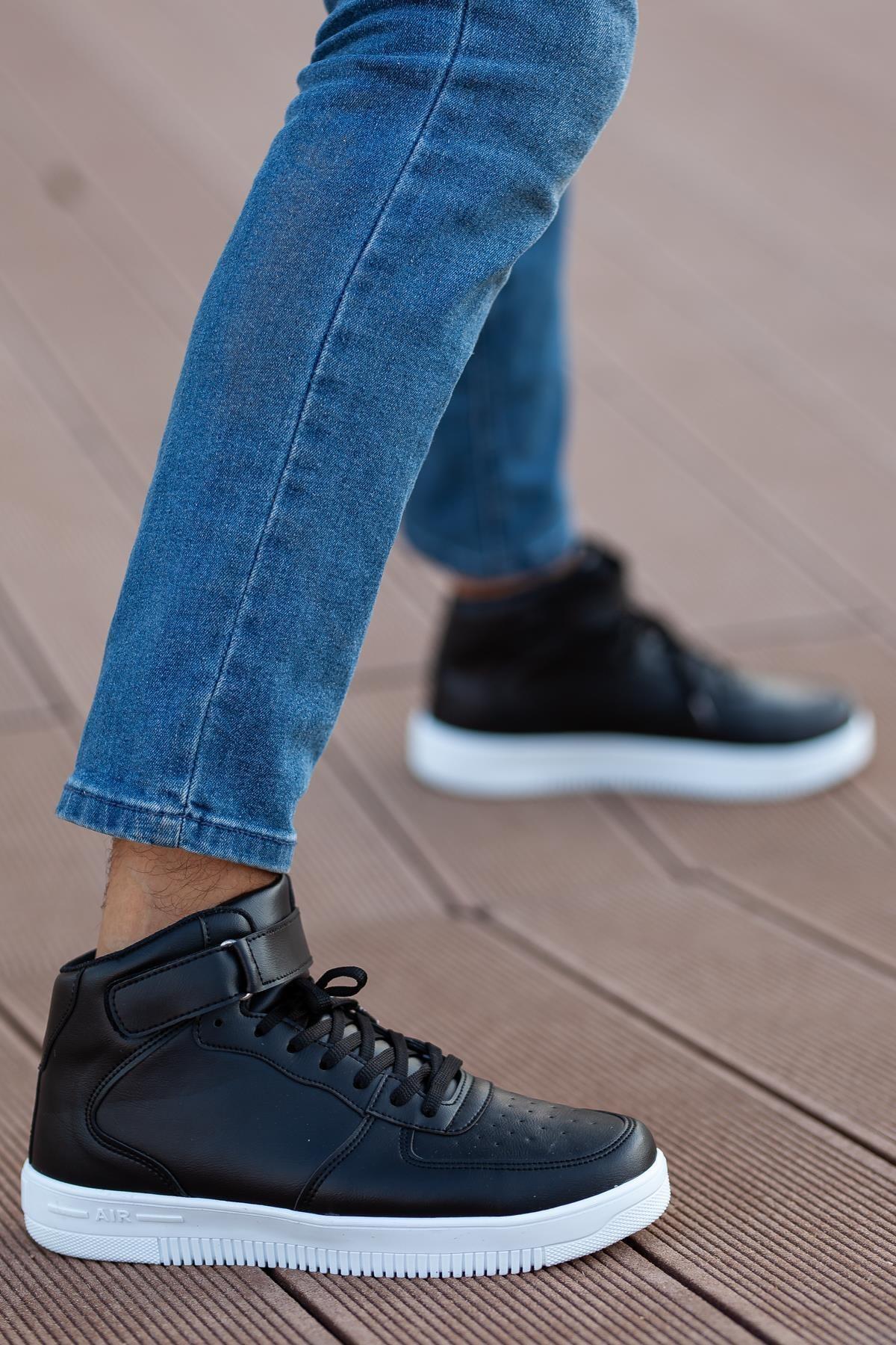 MUGGO Svt11 Unısex Sneaker Bot 1