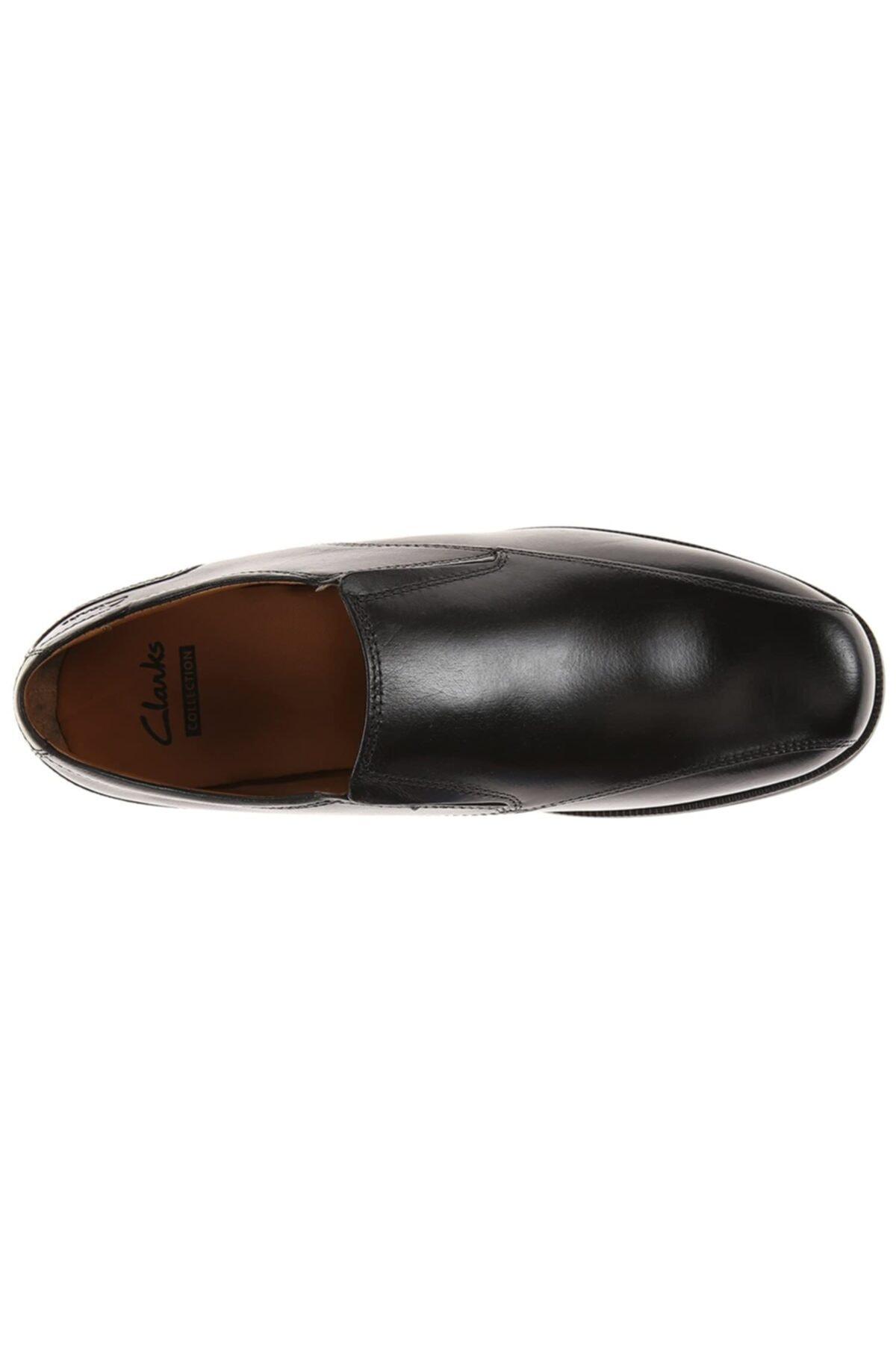 CLARKS Bağcıksız Erkek Ayakkabı Yumuşak Deri Iç Astar Ve Yastıklı Ortholite Tabanlık Beeston Step 2