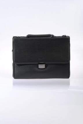 ÇÇS Siyah Unisex Laptop & Evrak Çantası 8698598430587