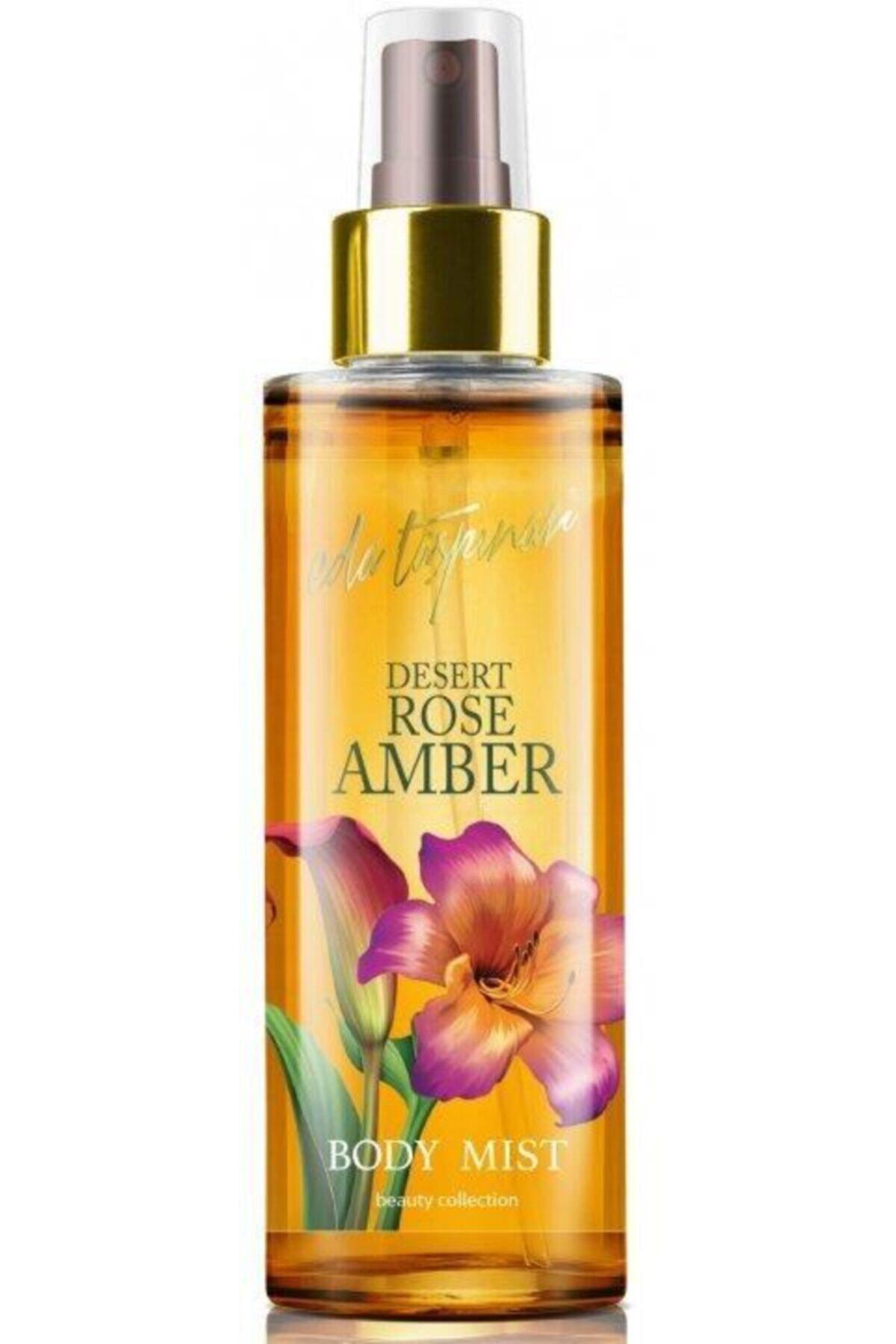 Eda Taşpınar Vücut Spreyi - Desert Rose Amber 200 ml 8681425002729 1