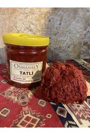 Osmanbey Gıda Gaziantep Tatlı Biber Salça