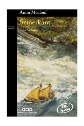 Yapı Kredi Yayınları Semerkant Amin Maalouf