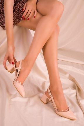SOHO Ten Kadın Klasik Topuklu Ayakkabı 14656