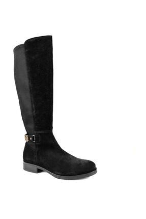 Tommy Hilfiger Kadın Siyah Çizme FW0FW03065