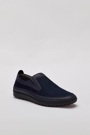 MUGGO Erkek Lacivert Günlük Ayakkabı Mb119