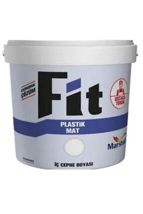 Marshall Fit Plastik Duvar Boyası 7,5lt/10 Kg Kum Beji