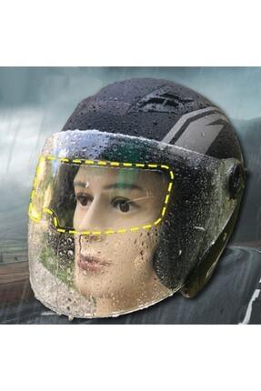 HyperCep Motosiklet Kaskı Için Yağmur Kaydırıcı Ve Buğu Önleyici