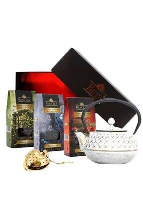 Beta Tea Avantajlı Demir Döküm Demlik Paketi