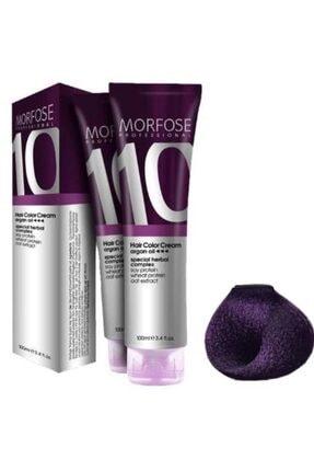 Morfose Viole 10 Saç Boyası 7.22 Açık 60 Ml
