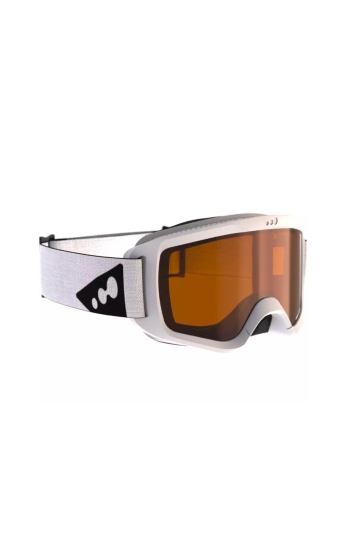 WEDZE Kayak / Snowboard Kayak Gözlüğü - Yetişkin / Çocuk - Beyaz - G 140 S3 1