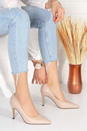 derithy Elegante Topuklu Ayakkabı-ten-byc2001