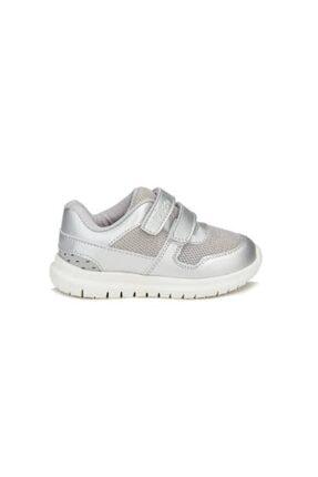 Vicco Kız Çocuk Gümüş Spor Ayakkabı