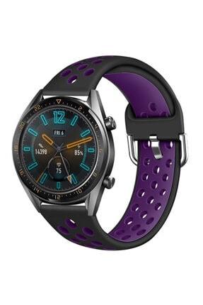 Huawei Watch Gt2 Kordon Pastel Renkli Silikon 46mm Krd-10