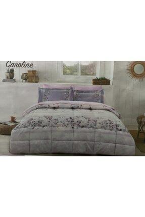 Özdilek Caroline Çift Kişilik Uyku Seti Lila