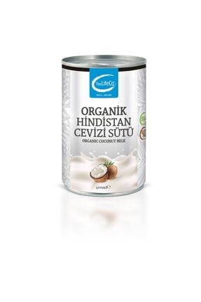 TheLifeCo Organik Hindistan Cevizi Sütü