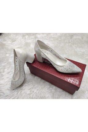 Pierre Cardin Beyaz Gelin Ayakkabısı 51210