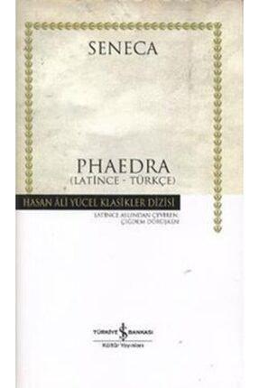 İş Bankası Kültür Yayınları Phaedra (latince - Türkçe)