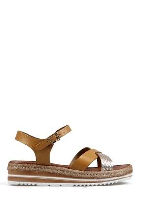 Hammer Jack Kadın Altın Renk Sandalet