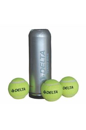 Delta Tenis Topu - 3 Adet (Vakumlu Tüpte)