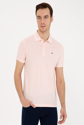 Pierre Cardin Pembe Erkek Polo Yaka T-shirt G021GL011.000.1286351