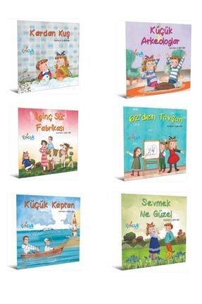 Dikkat Çocuk Yayınları Okul Öncesi Kampanyalı Hikaye Setleri -