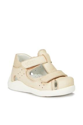 Vicco Kız Çocuk Toby Ilk Adım Bej Günlük Ayakkabı