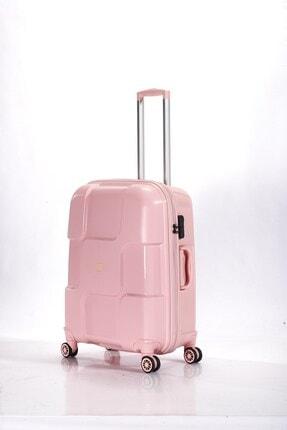 ALBATROS Valiz L.pink Orta Boy Pp501 618 Pp