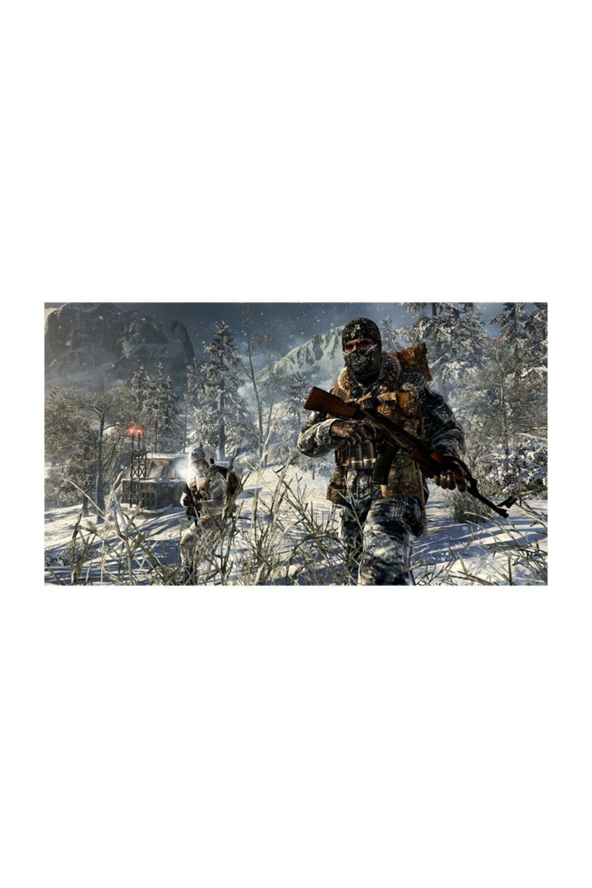 ACTIVISION Playstation 3 Oyunu Almanca Menü ( Call Of Duty Black Ops Ps3 ) Oyun 2