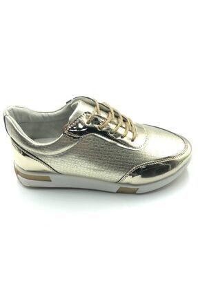 Vicco Kız Çocuk Altın Rengi Sneaker