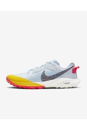 Nike Erkek Unisex Renkli Air Zoom Terra Kıger 6 Cj0219-400
